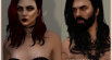 Long Hair for MP Female and MP Male FIVEM Ready 0