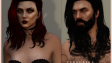 Long Hair for MP Female and MP Male FIVEM Ready