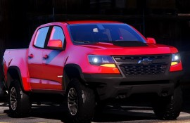 2018 Chevrolet Colorado ZR2 [Add-On   Extras]