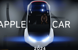 The New Concept of Apple Car [Add-On]
