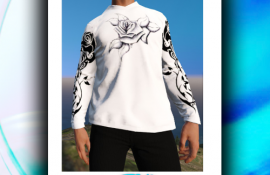 #2 Shirt Textures MP Male
