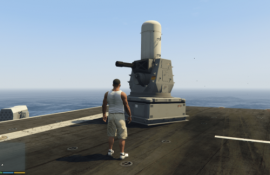 Automatic Anti Air Defense
