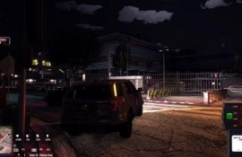 Mission Row PD Exterior & Mission Row East Exterior [Ymap | FiveM Ready]