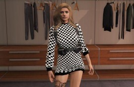 Nympho Dress for MP Female