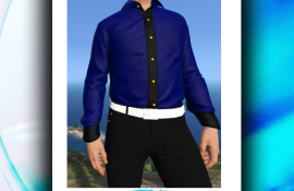 Shirt Textures MP Male
