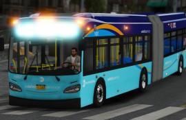 4K MTA New Flyer Buses MEGA TEXTURE PACK 1.0