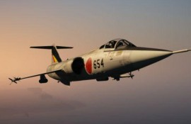 F-104J JASDF 航空自衛隊 202nd Tactical Fighter Squadron 第202飛行隊 Skin