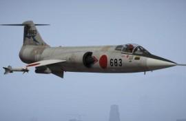 F-104J JASDF 航空自衛隊 206th Tactical Fighter Squadron 第206飛行隊 Skin