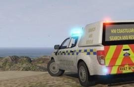 HM Coastguard - Reskin