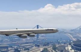 Lufthansa A340-600 Livery