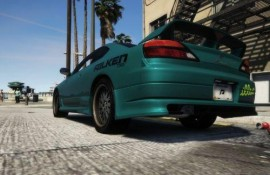 Nissan Silvia S15 Lustra Design NFS World