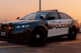 Del Perro Police Livery Pack (Miami Beach Police based)