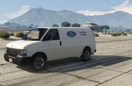 Ford Motor Company skin of speedo