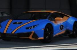 Livery for Lamborghini Huracan Evo GT