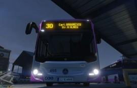 Mercedes Citaro 2018 Cluj-Napoca, Romania Transport Bus