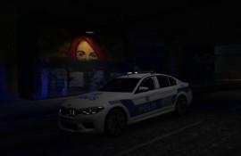2018 BMW M5 F90 Türk Polis Aracı [Replace   ELS]