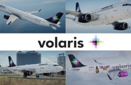 Airbus A320 Family I Volaris Livery Pack