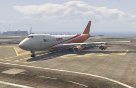 Boeing 747-400F Small Livery Pack