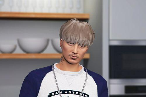 Stylized Bowl Cut for MP Male